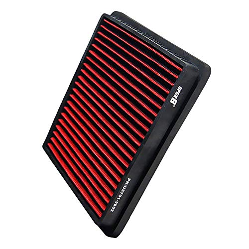 Mitsubishi Green Air Filter - Upgr8 U8701-2902 Hd PRO OEM Replacement High Performance Dry Drop-in Panel Air Filter