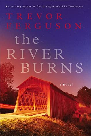 book cover of The River Burns