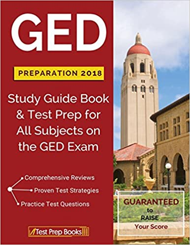 photo relating to Printable Ged Study Guide called : GED Planning 2018 All Matters: Test