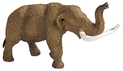 Safari Ltd. Prehistoric World - American Mastodon - Realistic Hand Painted Toy Figurine Model - Quality Construction from Phthalate, Lead and BPA Free Materials - For Ages 3 and Up