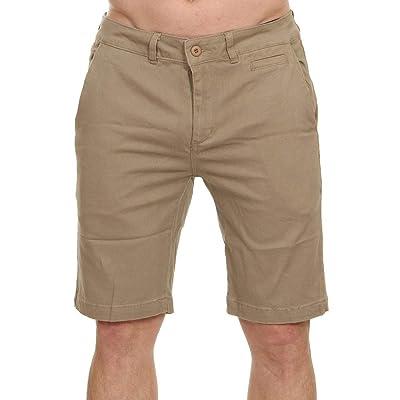 Etnies Men's Essential Straight Chino Walkshorts: Clothing