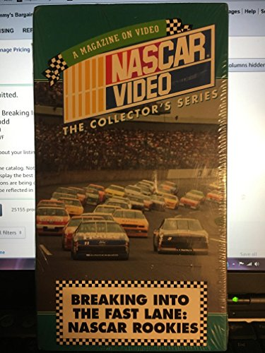 Labonte Stock Car Racing (NASCAR Video Breaking Into The Fast Lane: NASCAR Rookies - Includes Profile of Driver Ricky Rudd)