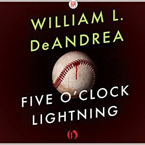 Five O'Clock Lightning Audiobook