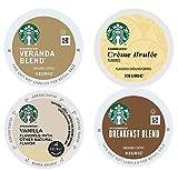 Starbucks Coffee K-Cups for Keurig Brewer Variety Pack (64 Count)