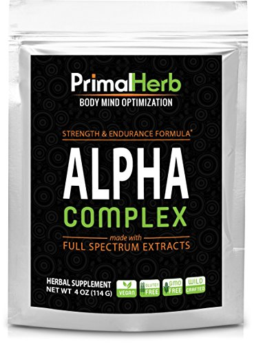 Alpha Complex Performance Testosterone Ashwagandha product image