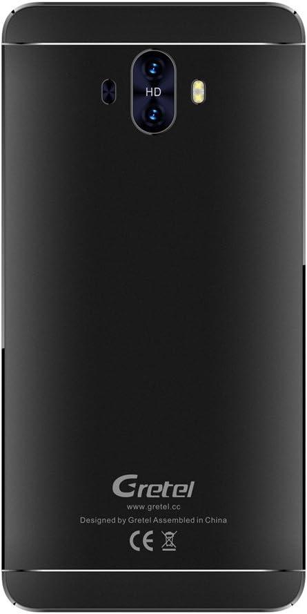 4 G Smartphone Gretel GT6000 Teléfono Móvil de huellas dactilares ...