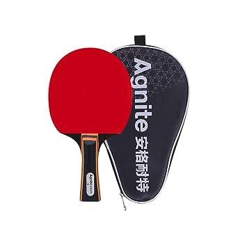 HENG Raqueta de Tenis de Mesa One Star Arco antiadhesivo ...