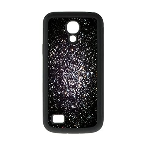 Back Cover Galaxy Space Universe TPU Case for SamSung Galaxy S4 mini i9192/i9198 Case (Galaxy S4 Phone Case Universe)