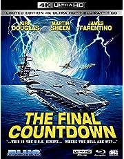 Final Countdown (Limited Edition/4K Uhd/Blu-Ray/Cd)