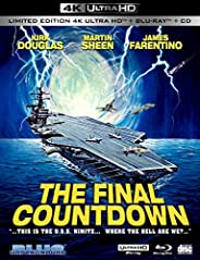 Final Countdown, The (3-Disc Limited Edition/4K UHD + Blu-ray + CD)