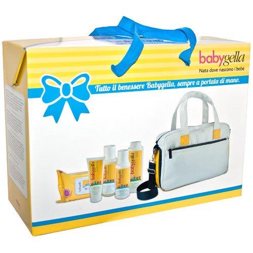 Babygella borsa completa di 5 prodotti