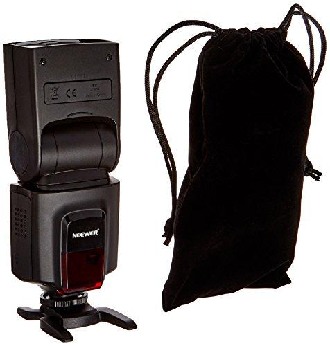 Neewer TT520 Flash Speedlite for Canon Nikon Sony Panasonic