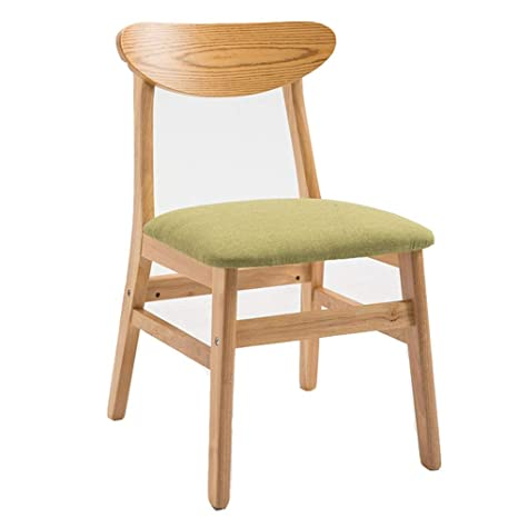 Amazon.com: WEIYV- Chairs,Swivel Chairs, Solid Wood, Dining ...