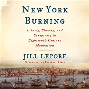 New York Burning Audiobook