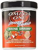 OmegaSea Food 50321 FD Brine Shrimp, .67 oz, 1 Can