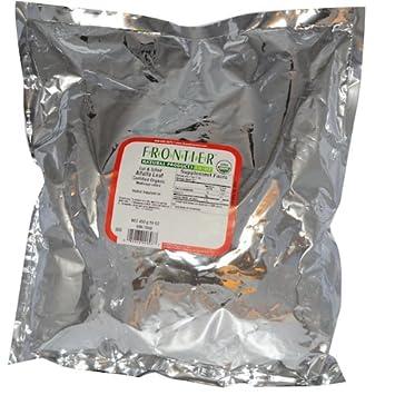 FRONTIER Organic Alfalfa Leaf