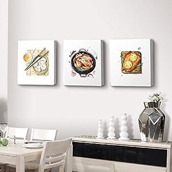 Paintsh Simple Alimentaire Dessin Decoration Salon Salle A Manger