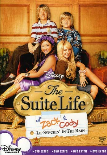 Suite Series - The Suite Life of Zack & Cody: Lip Synchin' In The Rain