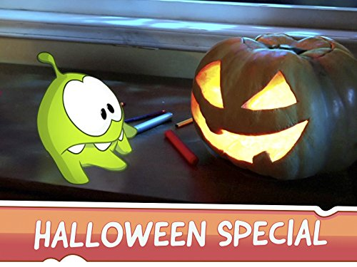 Cut The Rope Cartoons Halloween - Halloween
