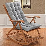 Picralt Rocking Chair Cushions, Chair Pads & Back