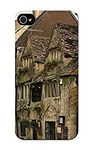 Summerlemond Design High Quality English Countryside Cover Case With Ellent Style For Iphone 5/5s(nice Gift For Christmas)