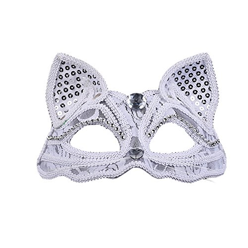 Himine 2 Pieces Masquerade Party Performances Lace