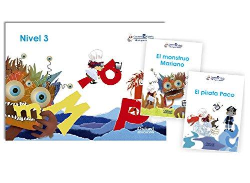 Download Cocinero y Tableta Educación Infantil 4 años: cuaderno de lectoescritura. Nivel 3 ebook
