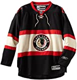 NHL Chicago Blackhawks Premier Jersey, Black