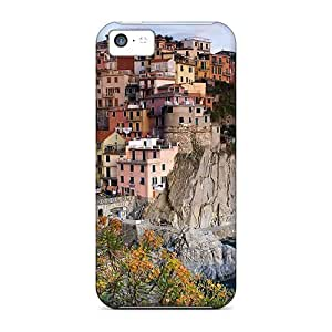 Awesome Design Cinque Terre Italy Hard Case Cover For Iphone 5c