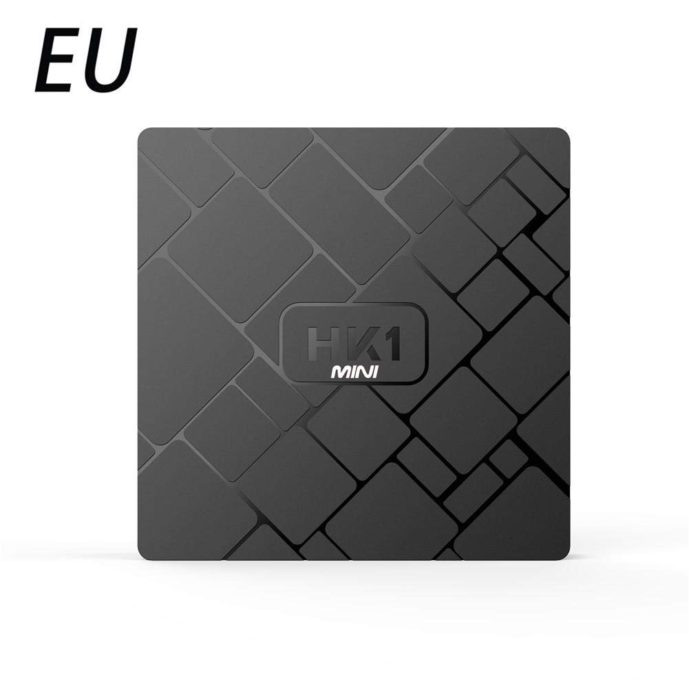 Android TV Box El má s nuevo Android 8.1 Smart TV con Boxsets RK3229 Quad-core Cortex-A53 integrado en WiFi 4K Ultra HD Admite mú ltiples formatos de decodificació n 2 + 16GB ROM Little Fairy Fang