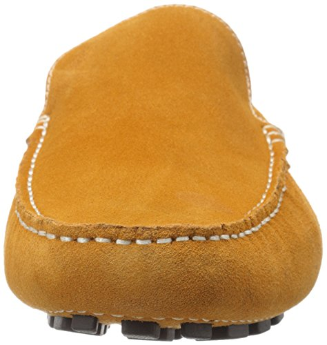 ZANZARA Mens Picasso Slip-On Loafer Yellow hkG7jDz