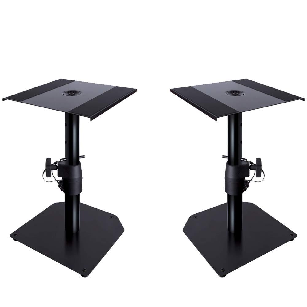 Novopro sms50r altavoces de escritorio monitor de estudio Stands ...
