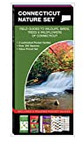 Connecticut Nature Set: Field Guides to Wildlife, Birds, Trees & Wildflowers of Connecticut (Pocket Naturalist Guide)