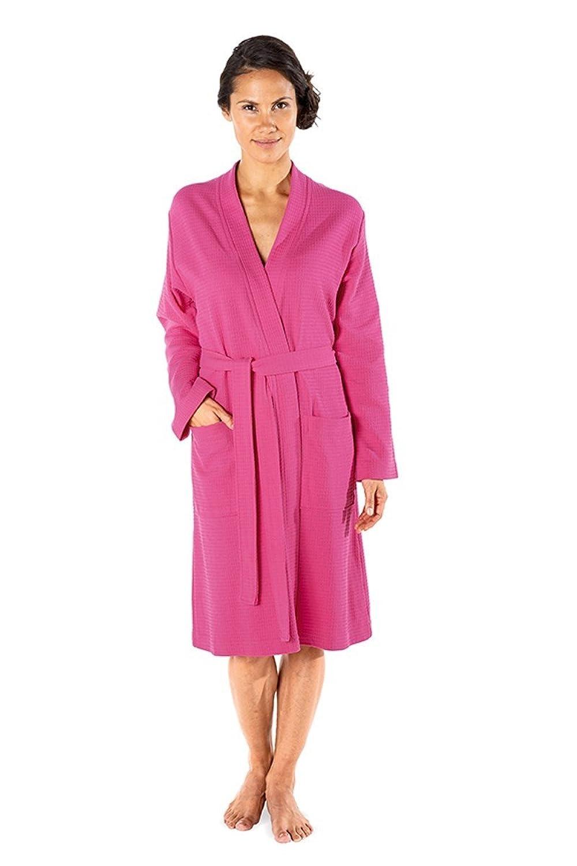 WeWo Fashion by Otto Werner Women's Bathrobe red Pink S