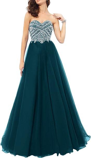 Royaldress Lila 2017 Neu Steine Herzausschnitt Abendkleider Abschlussballkleider Partykleider Lang Amazon De Bekleidung