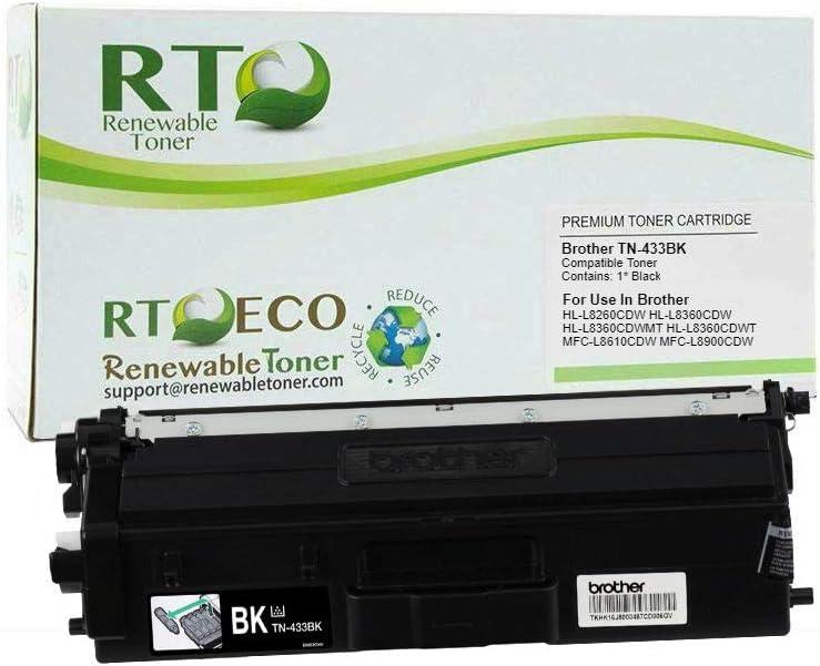 TN-431 TN-433 TN431 TN433 Toner Cartridge for Brother HL-L8260CDW HL-L8360CD