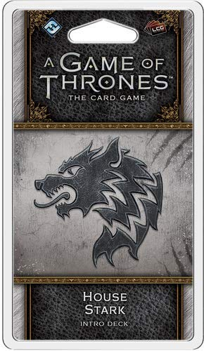 A Game of Thrones LCG Second Edition: House Stark Deck (Game Of Thrones Card Game Greyjoy Deck)