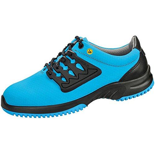 Abeba 36762-38 Uni6 Chaussures bas ESD Taille 38 Bleu