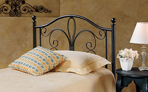 Milwaukee Duo Panels Headboard - Twin - Duo Panel Headboard