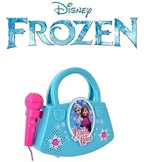 Aparato de karaoke Frozen
