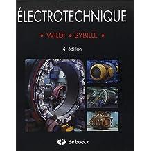 theodore wildi-electrotechnique-4eme edition