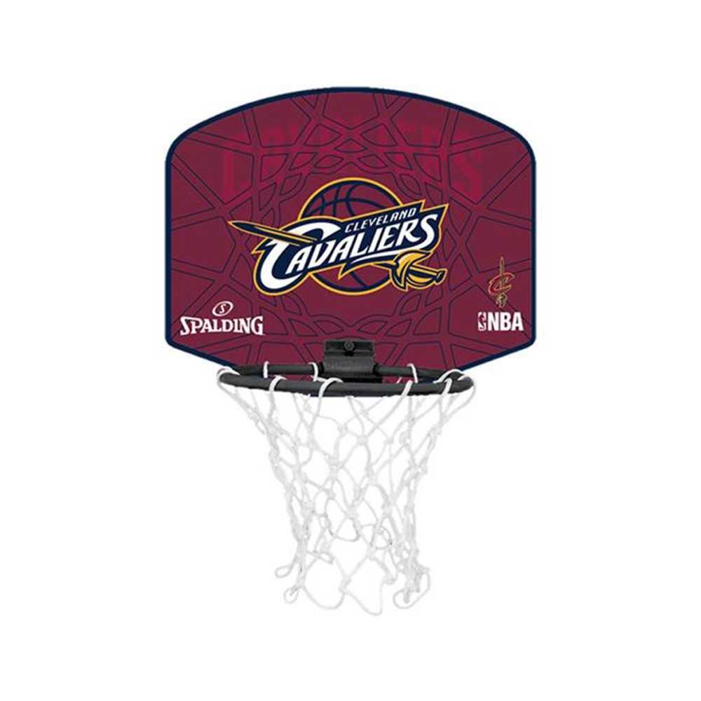 Spalding - NBA Team Micro Mini Backboard Set ? Cavaliers Backboard Set