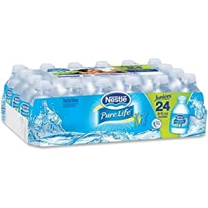 Nestle Water Nestle Pure Life, 8.0 Oz