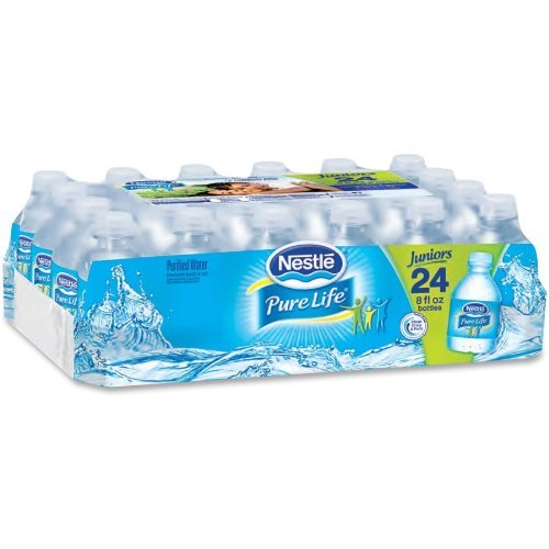 Nestle Water Nestle Pure Life, 8 0 Oz