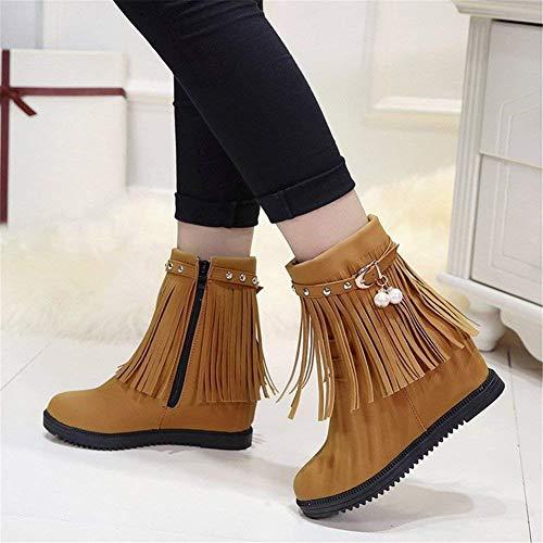 Shoes 'short Eu 35 Soles Big Boots Ladies Deed 4qwFXX