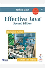 Effective Java: A Programming Language Guide (Java Series) Kindle Edition