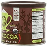 Equal Exchange Organic Spicy Hot Cocoa, 12-Ounce (Pack of 3) 14 Contains 3 bags, 12 oz per bag (36 oz) Vegan Spicy Hot Cocoa with Cinnamon & Cayenne Pepper for Cocoa with a kick Crafted Soy & Gluten Free