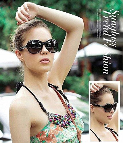 Pour Soleil Home Large r Mode Léopard De Lunettes Monture Femmes S Design fxwX1ZT