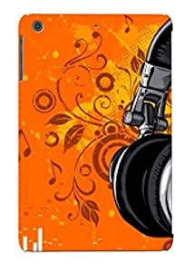 Awesome YFCluTq859aAXhE Treponemaor Yellow Defender Tpu Hard Case Cover Yellow For Ipad Mini/mini 2- Sounds Of Music