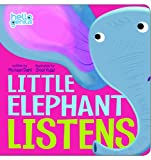 img - for Little Elephant Listens (Hello Genius) book / textbook / text book